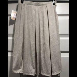 Lularoe Madison skirt.